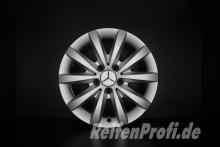 Original Mercedes A/B-Klasse W246 A2464010202 Felgen Satz 16 Zoll 501-A2