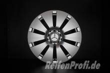 Original Mercedes Benz C-Klasse W205 A2054012100 Felgen Satz 17 Zoll 627-B4
