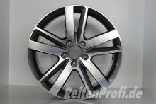 Original Audi Q7 4L TDI Felgen Satz 4L0601025AJ 20 Zoll 1172-A4