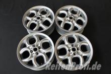 Original MINI 16 Zoll Circular Spoke Felgen Satz R55 R56 R57 R58 R59 DEMO 736-D