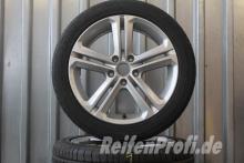 Original VW Golf 5 6 1K 5K 1T Touran 5K0601025N Sommerräder 17 Mallory 333-C