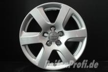 Original Audi A6 S6 4G S-Line Felgen Satz 4G0601025L 17 Zoll 492-B4