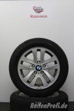 Original BMW 3er E90 E91 E92 6775595 Styling 156 Winterräder 16 Zoll 664-C