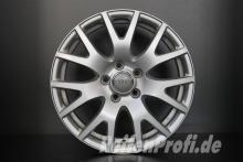Original Audi TT 8J TTS Felgen Satz 8J0601025G 17 Zoll 684-A4