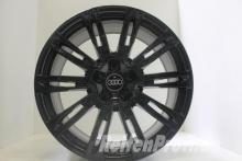 Original Audi A8 S8 4H A7 4G8 S-Line Felgen Satz 4H0601025N/AE 20 Zoll NEU GF2