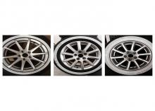 Weißwand Weißwandreifen Reifendruck Bedruckung nach Wunsch Farbauswahl