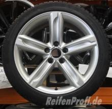 Original Audi TT 8J TTS Cabrio 8J0601025AT Winterräder 18 Zoll wie NEU 708-C