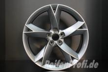 Original Audi A5 8T S5 Cabrio Felgen Satz 8T0601025F 19 Zoll 1111-B3