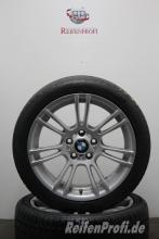 """Original BMW 1er M M3 3er E90 E92 E93 Winterräder 2283905 Styl. M270 18"""" 1443-B"""