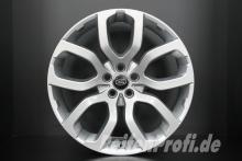 """Original Land Rover Evoque Felgen Satz BJ321007EB Style 504  20"""" 1606-A"""