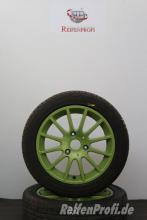 Original Smart Fortwo Energy Green A4514010102-402 Sommerräder 15 Zoll 680-C