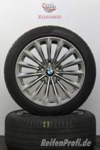 """Original BMW 7er F01 F02 F04 5er F07 6775392-93 Style 252 Sommerräder 19"""" 894-C2"""