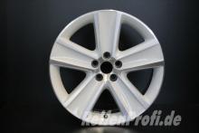 Original VW Polo 6R 6R0601025AS Felgen 17 Zoll Budapest 1047-A3