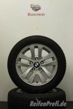 Original BMW 3er E90 E91 E92 6775595 Styling 156 Winterräder 16 Zoll 694-C