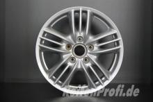 Original Porsche Cayenne 7L5601025R Einzelfelge 18 Zoll 1013-E1147