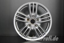 Original Porsche Cayenne 7L5601025R Einzelfelge 18 Zoll 1008-E1148