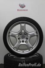 Original Porsche Carrera 4S 911 997 99736215601-16200 Winterräder 19 Zoll 1077-C