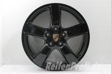 Original Porsche Boxster/Cayman 981 98136214003 Felgen Satz 19 Zoll 425-B1