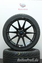 Elegance Wheels E1 CONCAVE Black Sommerräder 20 Zoll 640-C