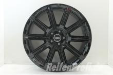 Original Audi Q7 4M TDI S line 4M0601025AD Felgen Satz 20 Zoll 609-A4