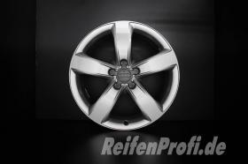 Original Audi A6 S6 C7 4G Felgen Satz 4G0601025M 18 Zoll 1065-B2