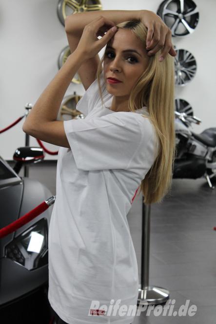 Levella Shirt Weiß Gr. XL