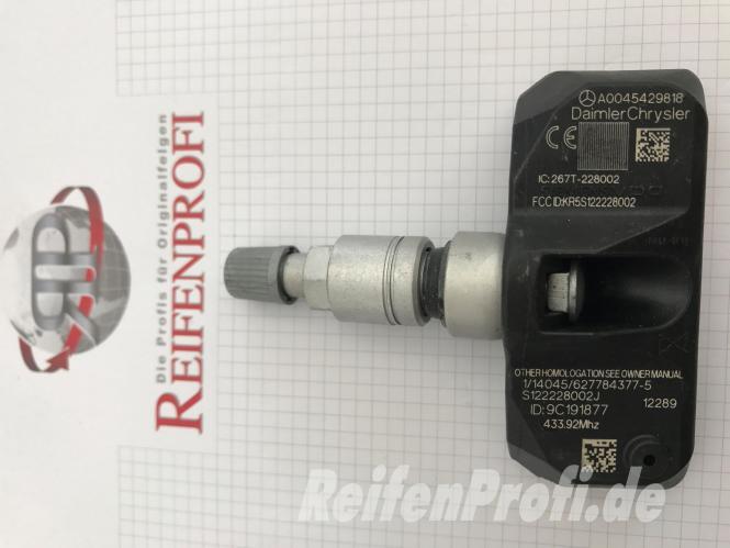 Original Mercedes AMG CLS S E SL R M Klasse A0045429818 RDK RDKs TPMS Sensor